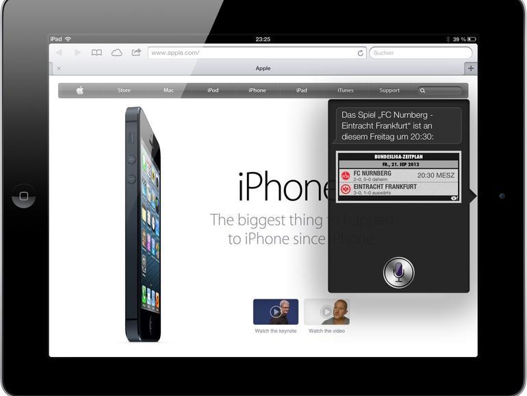 5. Neue Siri-Funktionen