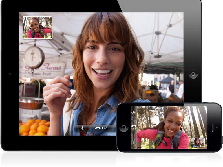 9. FaceTime über das Mobilfunknetz