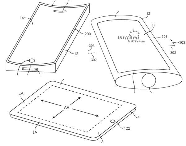 Neue Apple-Patentanträge: Flexible Display, Surround-Sound und mehr