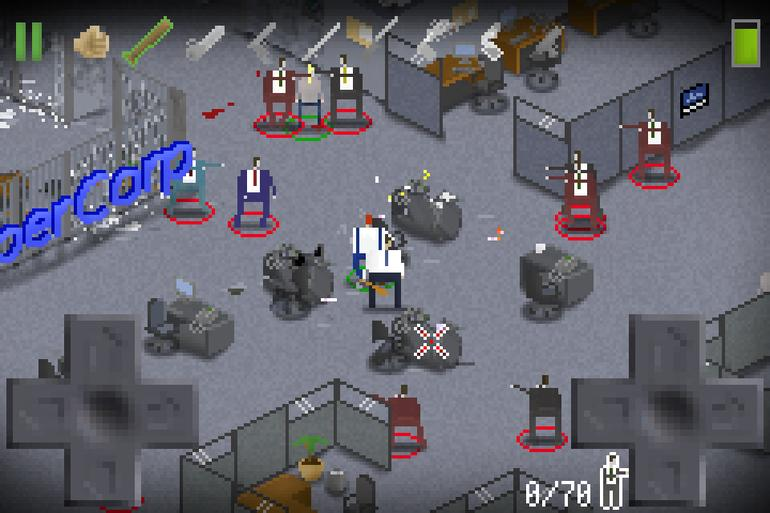 5. Zombies (iPhone; 0,89 Euro)