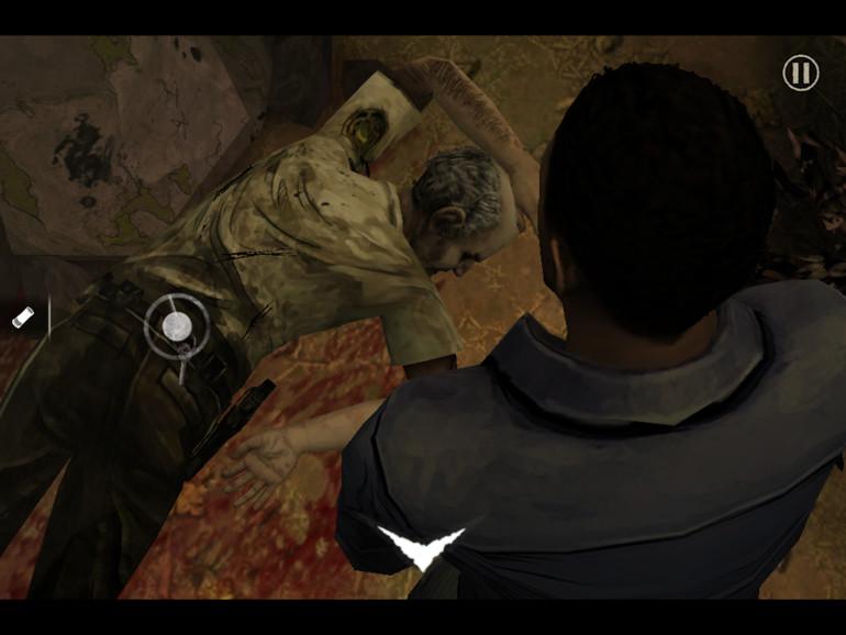 1. Walking Dead (iOS-Universal; 4,49 Euro)
