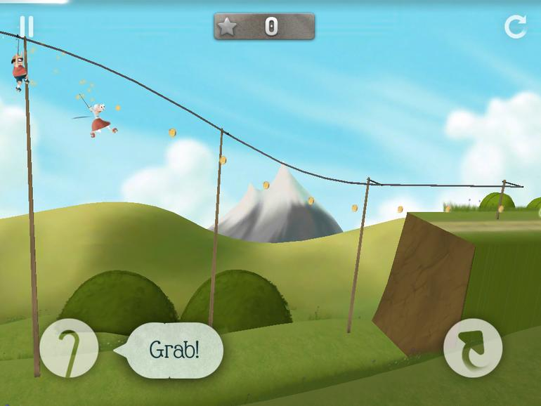 4. Granny Smith (iOS-Universal; 0,79 Euro)