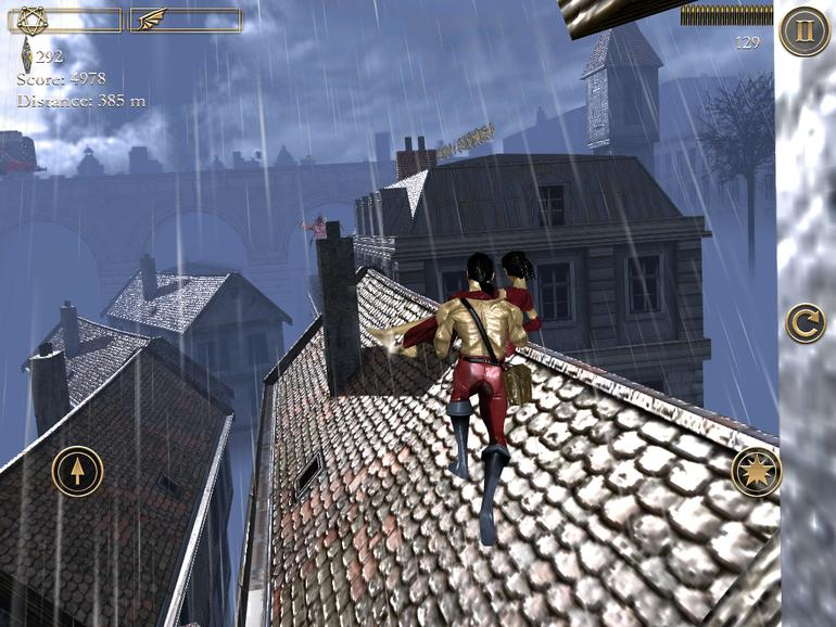 2. Blood Roofs (iOS-Universal; 0,89 Euro)