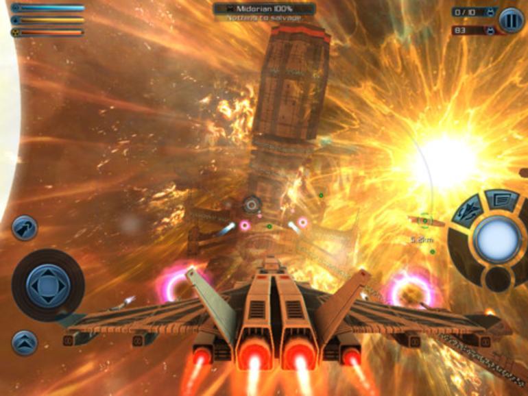 Galaxy in Fire 2 HD