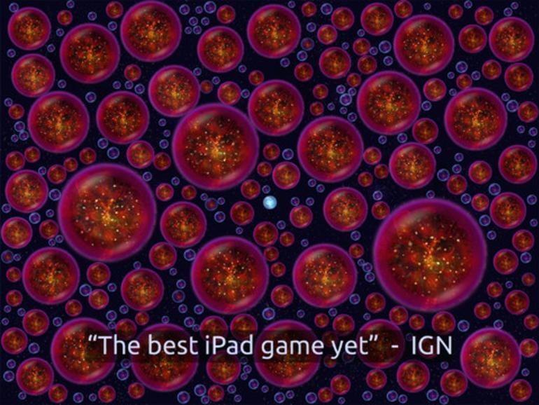 Osmos for iPad