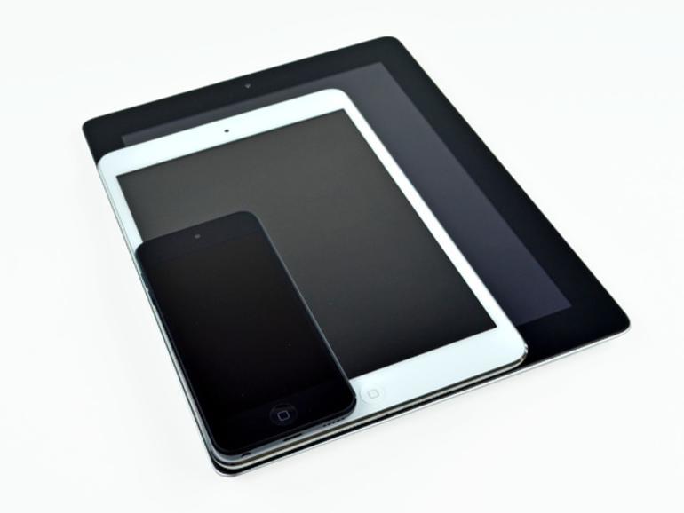 iPad, iPad mini und iPhone