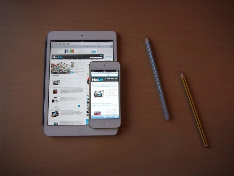 Angefasst & ausprobiert: Der maclife.de-Erfahrungsbericht zum iPad mini
