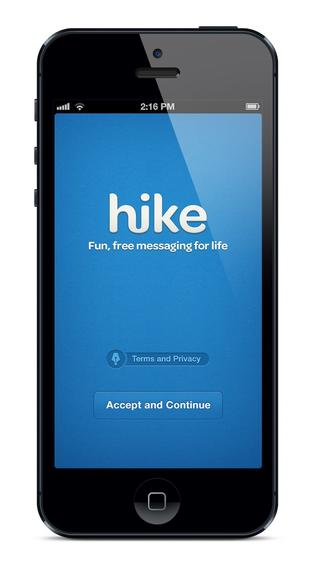 WhatsApp-Alternative: Hike Messenger startet in Deutschland