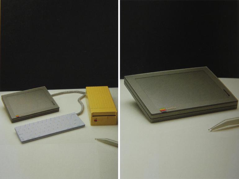 DESIGN FORWARD: Neues Buch von Hartmut Esslinger zeigt frühe iPad- und Mac-Entwürfe