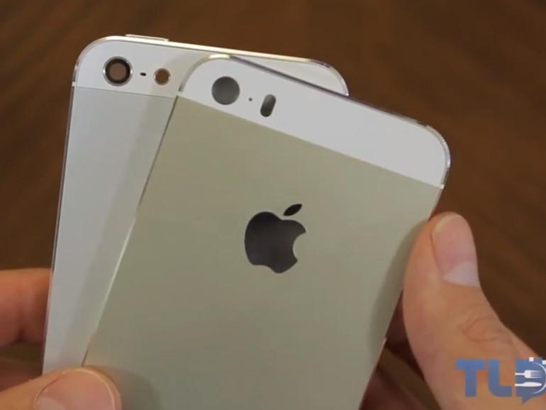 iPhone 5 und 5S
