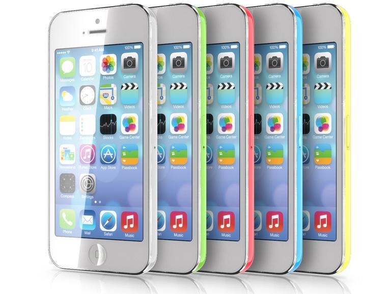 iPhone 5C (Render)