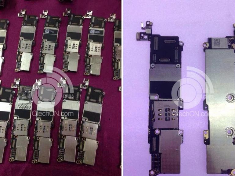 iPhone 5C Logicboard