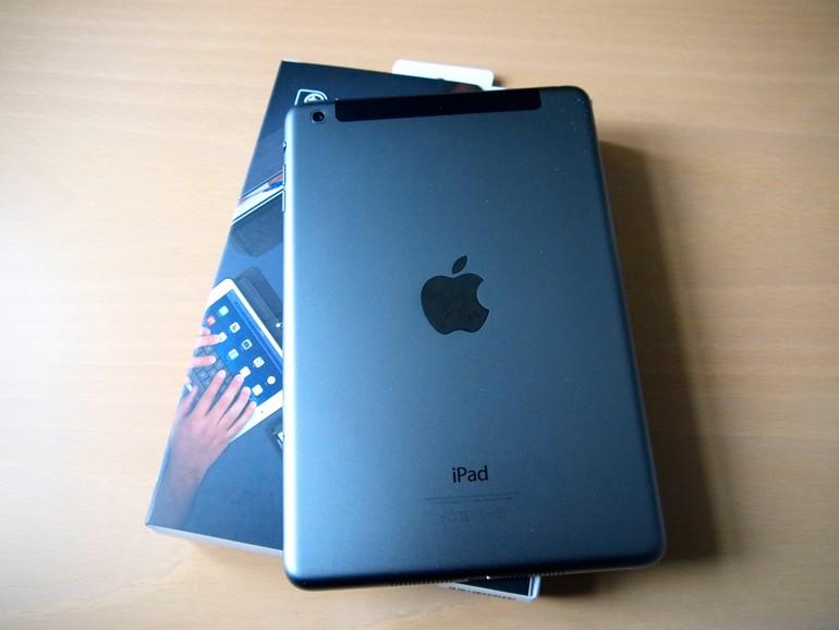 iPad mini in Space-Grau