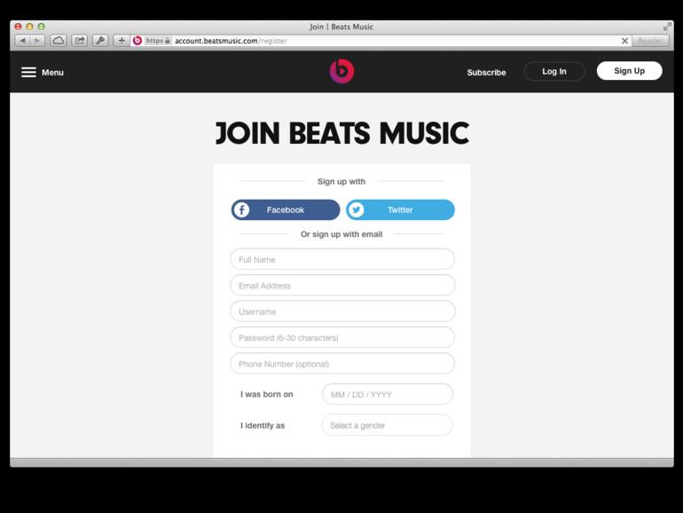 Beats Music im Test: Dieser Streaming-Dienst ist Apple 3 Milliarden US-Dollar wert