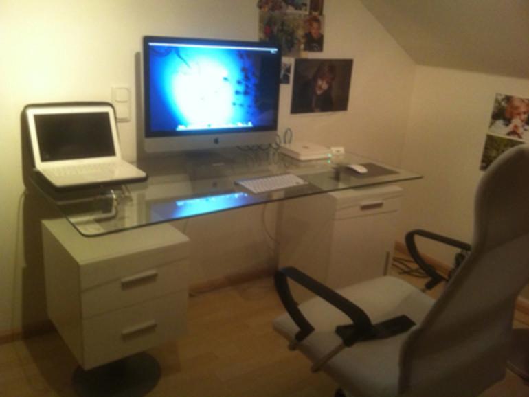 Mein Apple Arbeitsplatz zuhause | Mac Life