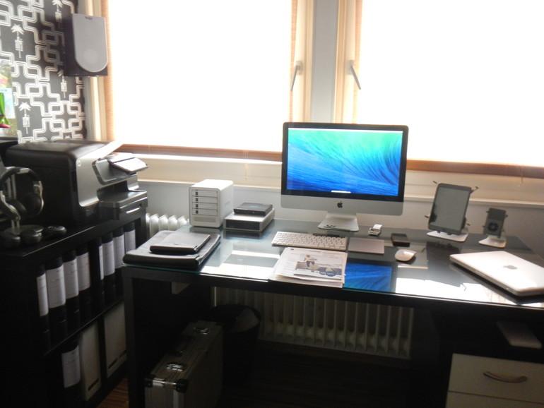 Mein Arbeitsplatz