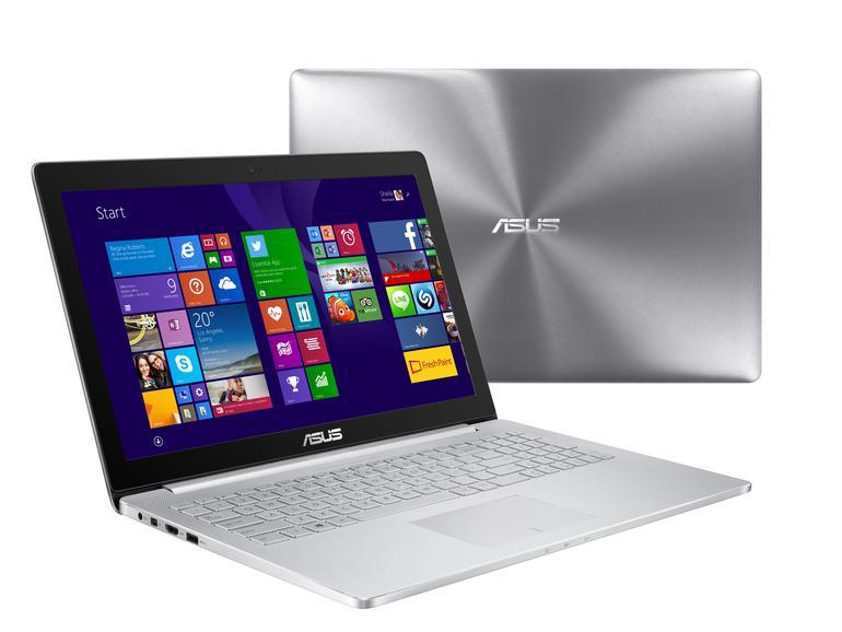 Das ZenBook Pro UX501 verbindet eine hohe Leistungsfähigkeit mit einem klassischen Design