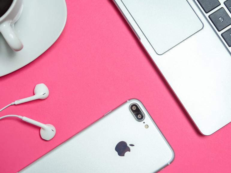 iPhone und Macs sind bei Wahlfreiheit bei Mitarbeitern in Top-Unternehmen beliebt