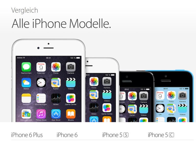 Das iPhone mini würde das iPhone 5s ersetzen
