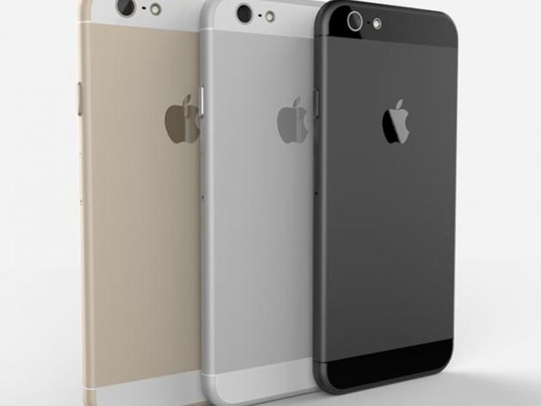 iPhone 6 in der Interpretation eines Künstlers