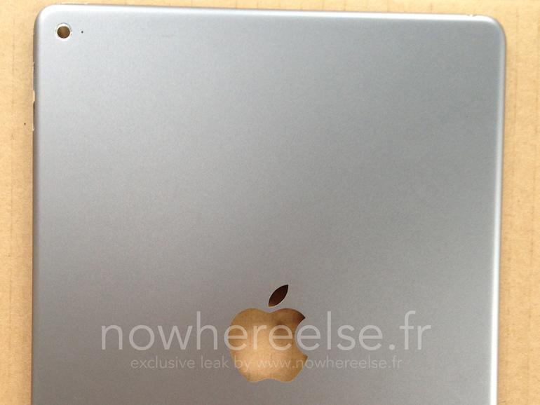 iPad Air 2: Neue Bilder der Rückseite aufgetaucht