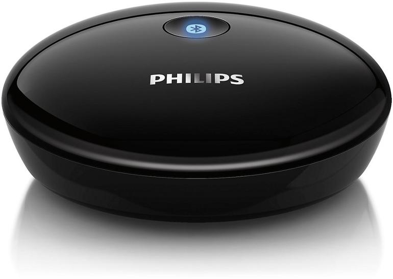 philips bluetooth hifi adapter vs airplay musik. Black Bedroom Furniture Sets. Home Design Ideas