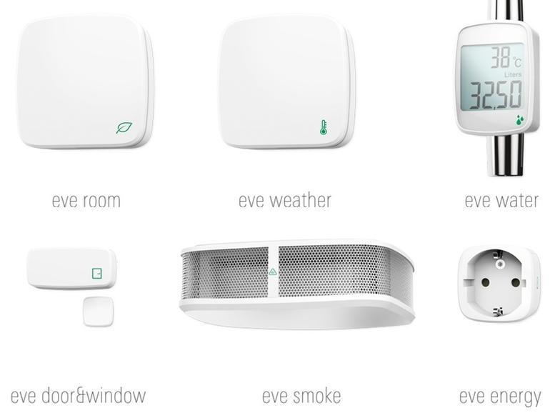 Elgato Eve: Das Smart Home im Baukasten-System