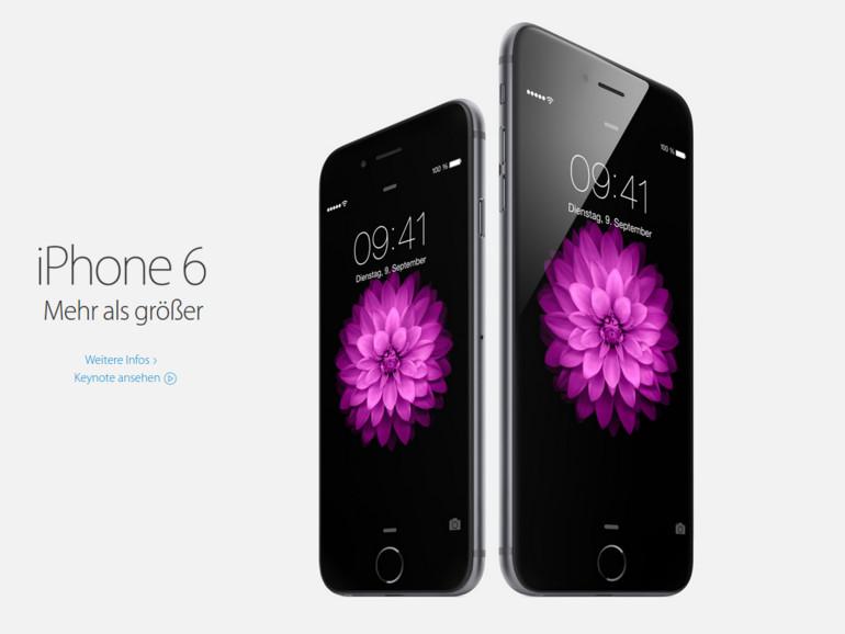 Bei der iPhone-6-Produktion wird es eng