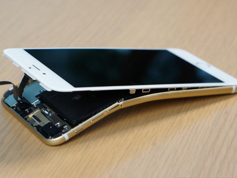 Das iPhone 6 Plus ist stabiler als das iPhone 6.