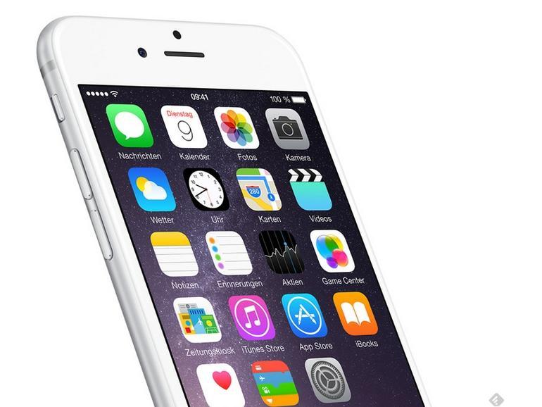 iOS 8 ist mit Schwierigkeiten gestartet.