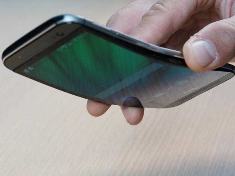 Das HTC One M8 bricht früher als das iPhone 6.