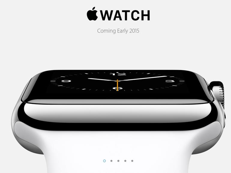 Apple Watch: Display schrumpft in neuem Video