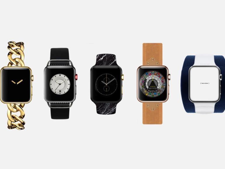 Was wäre wenn – Die Apple Watch in den Händen von Luxus-Mode-Labels