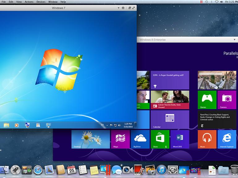 virtuelles betriebssystem parallels desktop 10 bringt windows auf os x mac life. Black Bedroom Furniture Sets. Home Design Ideas