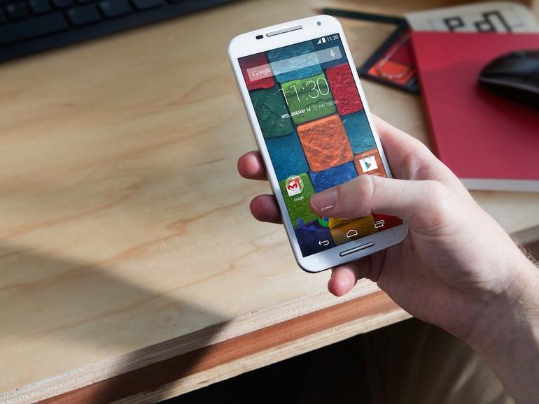 Moto X (2014) im Test: Motorolas Android-Flaggschiff im Vergleich mit dem iPhone 6