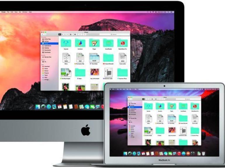 mac betriebssystem yosemite download