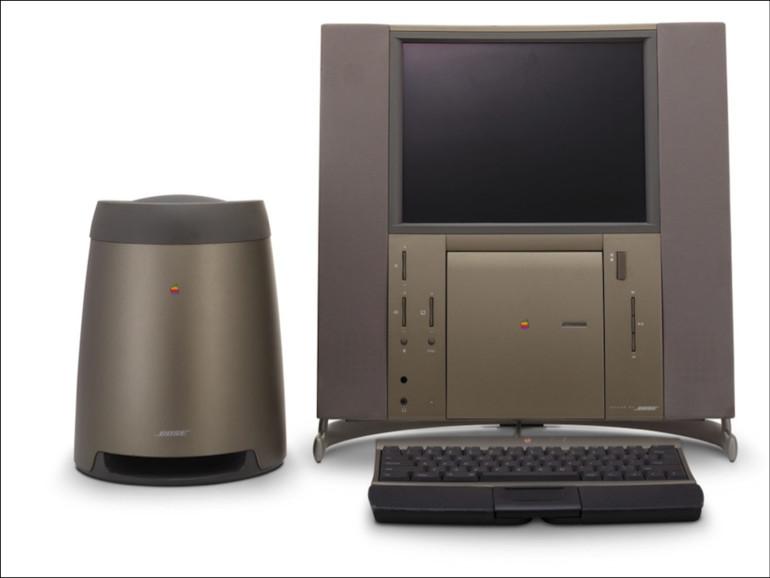 20th Anniversary Macintosh