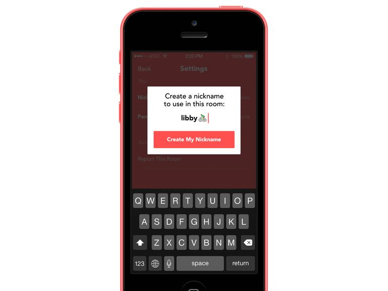 Facebook stellte vor kurzem seine neue Chat-App Rooms vor.