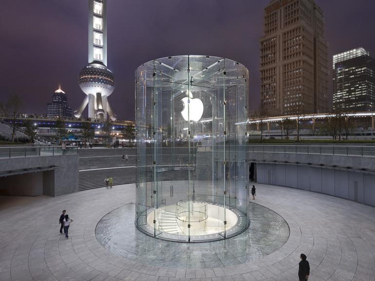 Apple ist laut eines Berichts von Cnet in China beliebter als Konkurrent Samsung.