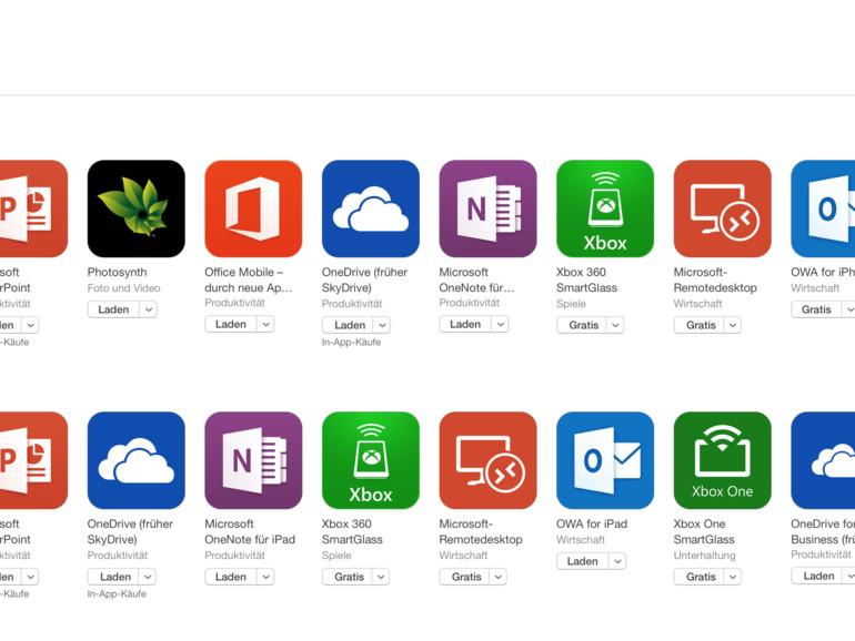Kostenlose Office Apps Für Ios Android Microsoft Erlaubt