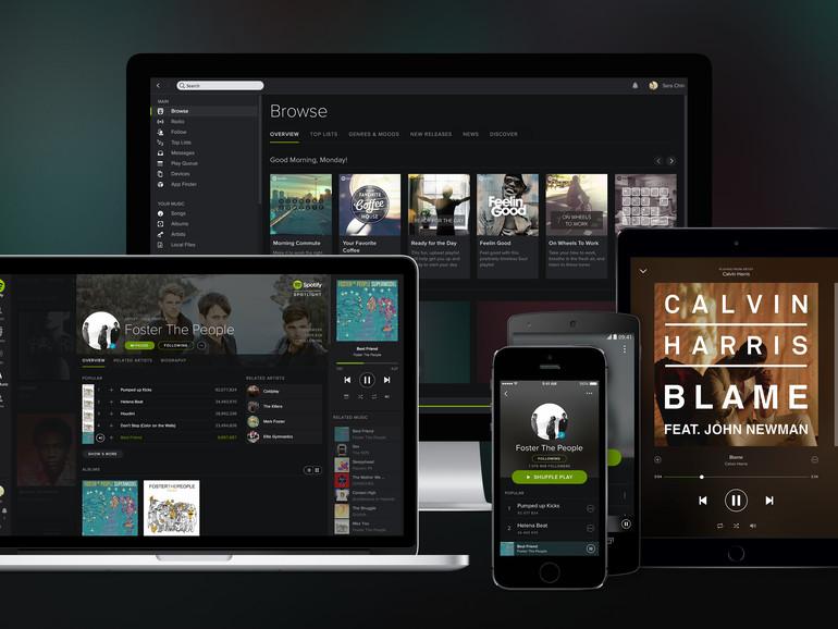 Spotify ist der Star unter den Musik-Streaming-Diensten. Aber wie lange noch?