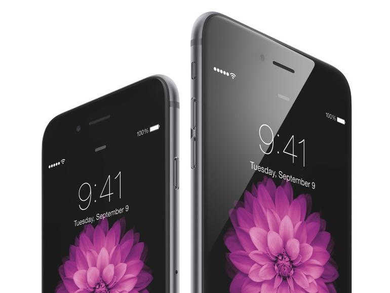 Das iPhone 6 Plus ist das erste Phablet von Apple