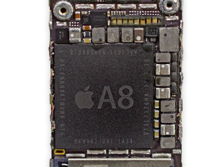 Apples A8-Prozessor