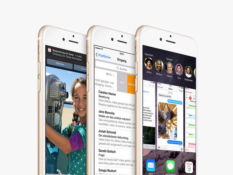 Apples iOS 8 hat seit der Veröffentlichung mit Bugs zu kämpfen