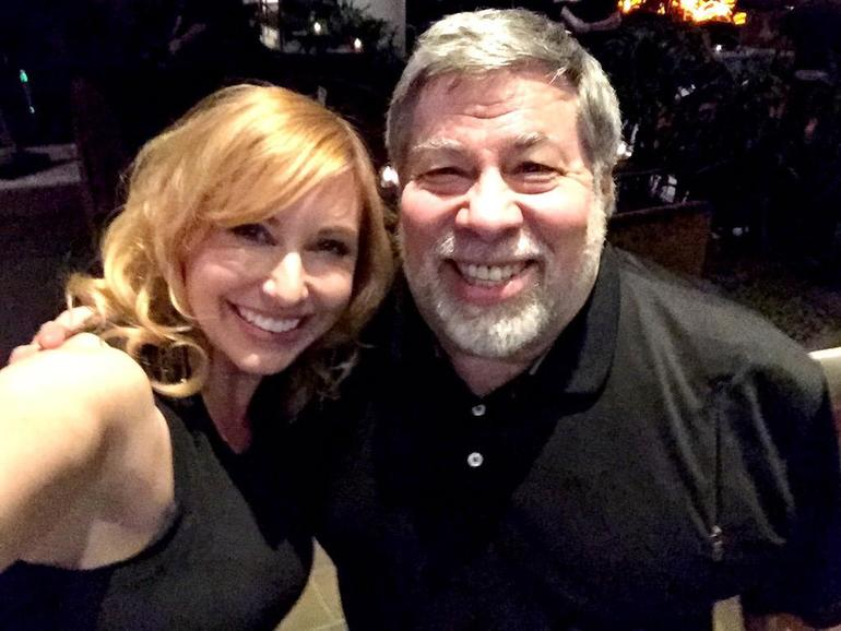 Byron und Wozniak arbeiten an einer eigenen TV Show