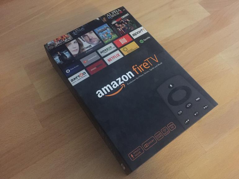 Fire TV von Amazon als Apple-TV-Alternative?