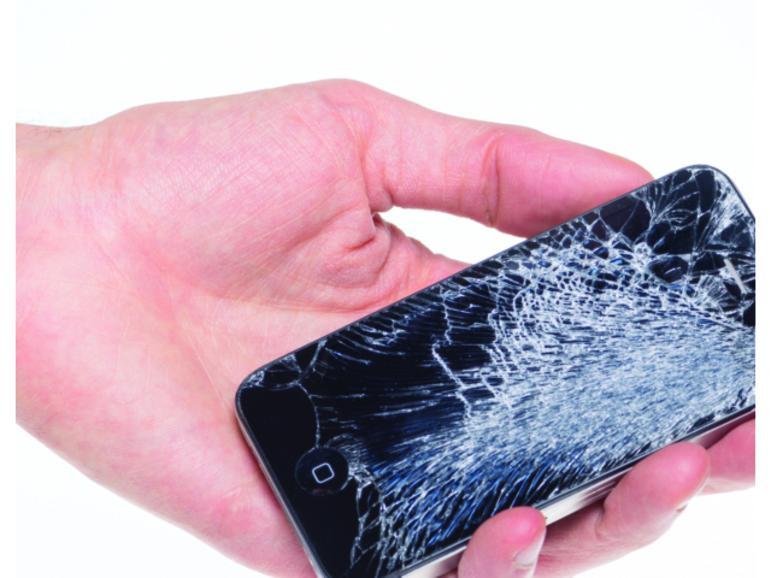 Versicherungen helfen, wenn das iPhone bricht