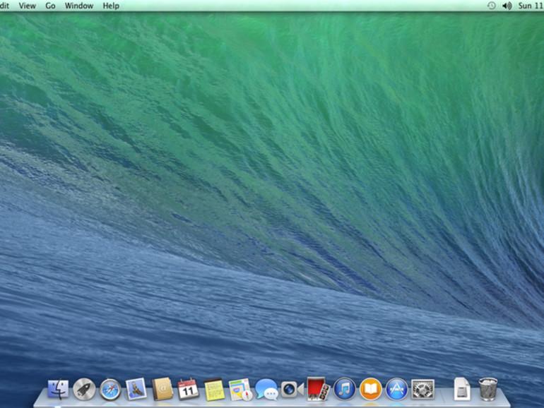 OS X 10.9 Mavericks besitzt eine größere Sicherheitslücke