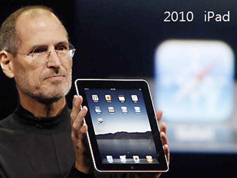 2010 ging es los - heute feiert das Apple Tablet seinen fünften Geburtstag