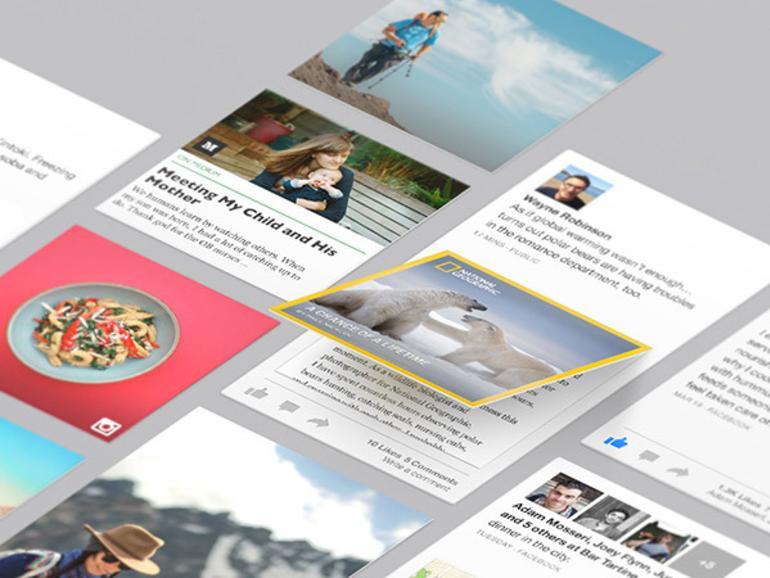 Facebooks Social-News-Reader Paper gibt es auch rund ein Jahr nach der Veröffentlichung nur im US-App-Store zum Download